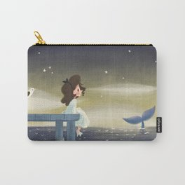 Le chant des baleines Carry-All Pouch