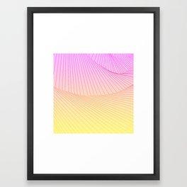 Transcendence Framed Art Print