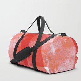 Pink flags Duffle Bag