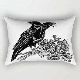 The Ravens Rectangular Pillow