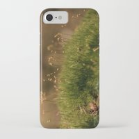 moss iPhone & iPod Cases featuring Moss by A Wandering Soul