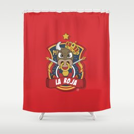 España Shower Curtain
