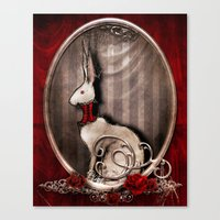 victorian Canvas Prints featuring VICTORIAN by Studio 566 / Penny Collins