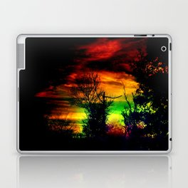 Running off with another year Laptop & iPad Skin