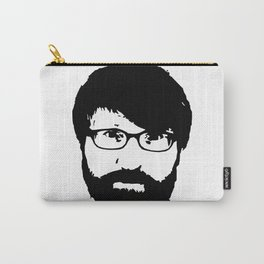 chuck klosterman Carry-All Pouch