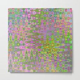 Abstract 305 Q Metal Print
