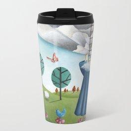 New World Metal Travel Mug