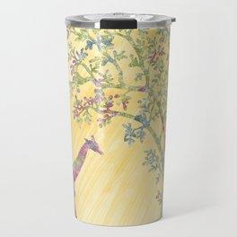 Stencils Travel Mug