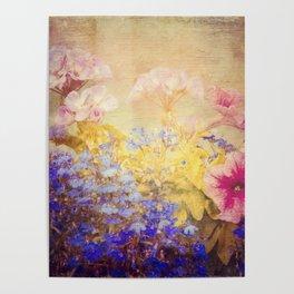 Small Garden Poster