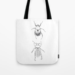 June Beetles Tote Bag