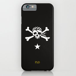 Jolly Roger iPhone Case