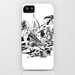 Centaur iPhone Case