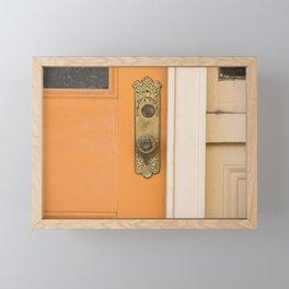 French Quarter Color, No.2 Framed Mini Art Print