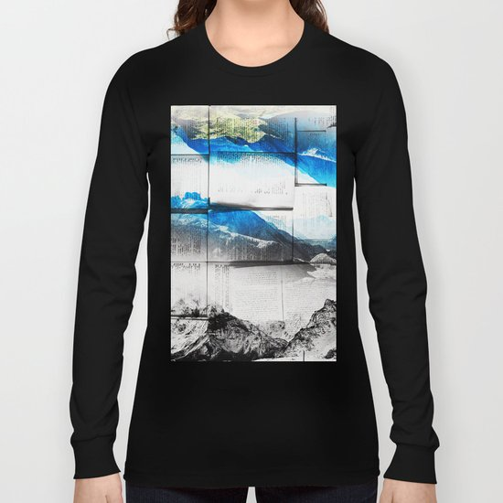 Reading is dreaming with open eyes Long Sleeve T-shirt