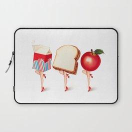 Lunch Ladies Pin-Ups Laptop Sleeve