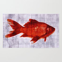 Salty Fish Rug