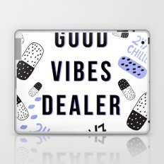 Good Vibes Dealer 24/7 Chiller Laptop & iPad Skin