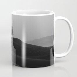 Monochrome Savior Coffee Mug