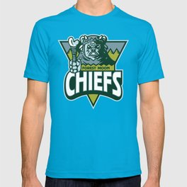 Forest Moon Chiefs - Green T-shirt
