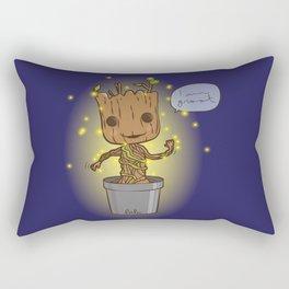 Groot Rectangular Pillow