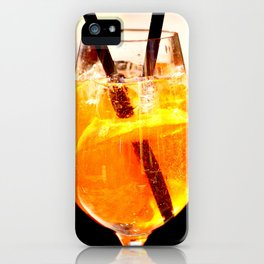 Cheers! Cocktail Drink #decor #society6 iPhone Case