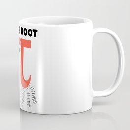 Square Root Of PI Day 2019 Math Teacher Coffee Mug