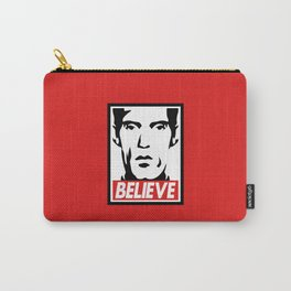 BELIEVE (Obey Giant X Twin Peaks) Carry-All Pouch