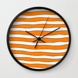 Clownfish Finding Nemo Inspired Wall Clock