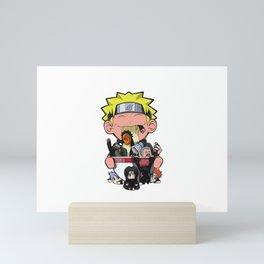 Akatsuki Ramen Mini Art Print