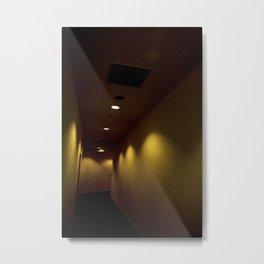 Esplanade Interiors 21 Metal Print
