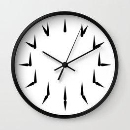 Minimal Clock Wall Clock