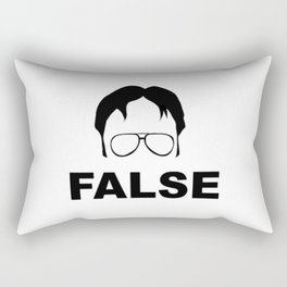 False Dwight Rectangular Pillow