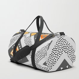 Dotted ethnic pattern Duffle Bag