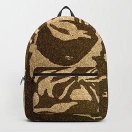 Shimmer Of Gold Backpack