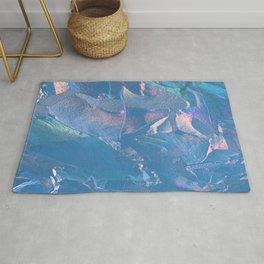 Holographic Artwork No 5 (Crystal) Rug