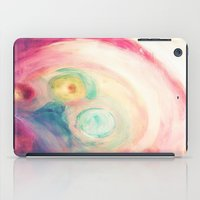 third eye iPad Cases featuring third eye by Kras Arts - Fly Me To The Moon