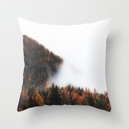 All Consuming Throw Pillow