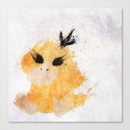 #054 Canvas Print