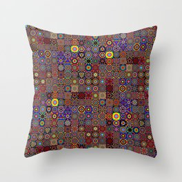 LSD 25 Throw Pillow