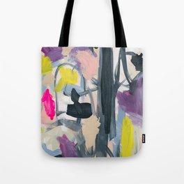 Colorful Chaos Tote Bag