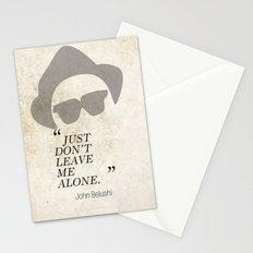 Famous Last words: John Belushi Stationery Cards