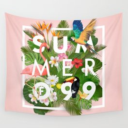 SUMMER of 99 Wall Tapestry