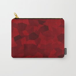 Geometric Shapes Fragments Pattern dr Carry-All Pouch