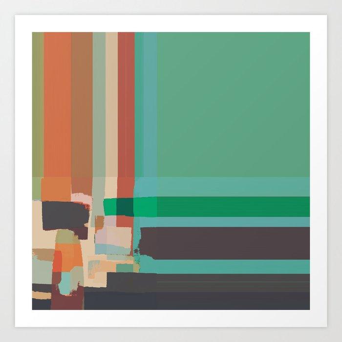 Abstract Painting No. 12 Art Print