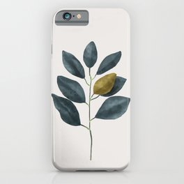 Branch iPhone Case
