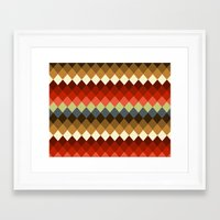 spice Framed Art Prints featuring Spice by Moki