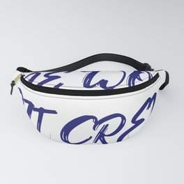 Boyscout Cubscout Pinewood Pit Crew Fanny Pack