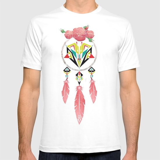 dream flowers T-shirt