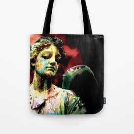 Angel colors fashion Jacob's Paris Tote Bag