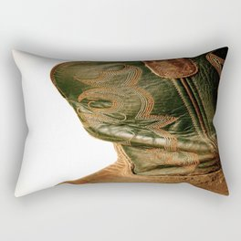 Country Boy Rectangular Pillow